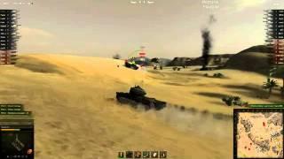 Heavy American tank T30 Gameplay - Тяжелый Американский танк