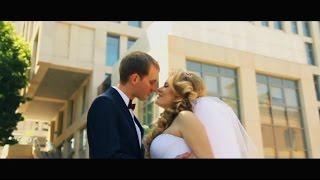 Свадебный клип Максим + Альбина