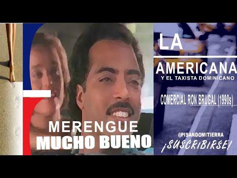 Comercial Dominicano de los 80 La Americana 1,2,3 Ron Brugal.#pisandomitierra.COM