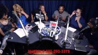 The Roll Out Show - 8-07-15 Guests: Neil Brown Jr. - Michel'le pt 2 of 2