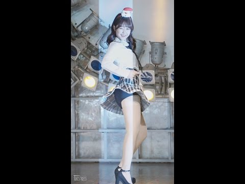 161225 베이비부 지유니 Baby Boo 직캠 / Must Have Love / 신발 프로젝트 @ 밀리오레 fancam by Thistress