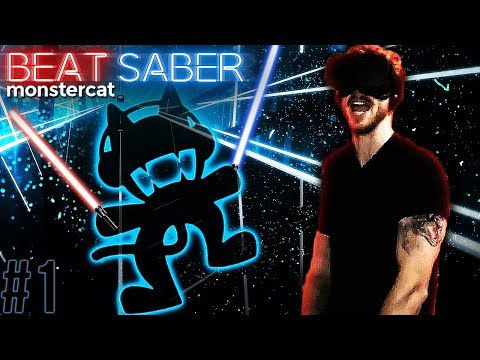 MONSTERCAT MUSIC PACK VOL 1 | Beat Saber VR Gamelplay (Expert FC) #1 Mp3