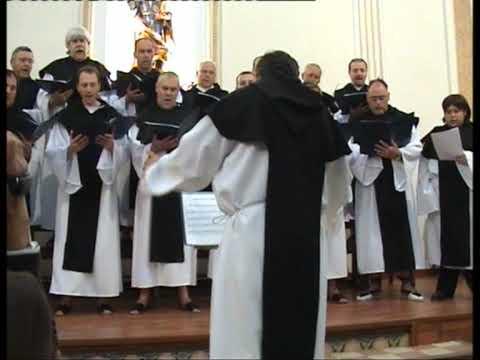 03.- Canto Gregoriano. PUER NATUS EST NOBIS