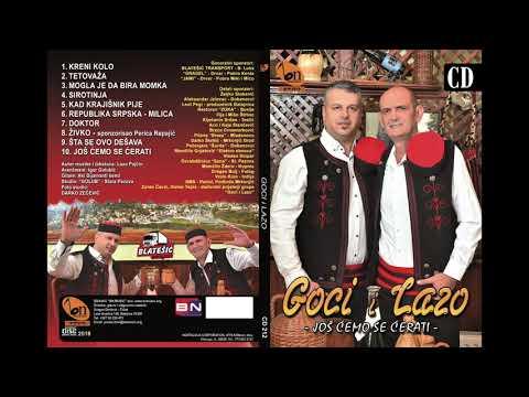 Goci i Lazo   Mogla je da bira momka BN Music Etno 2018