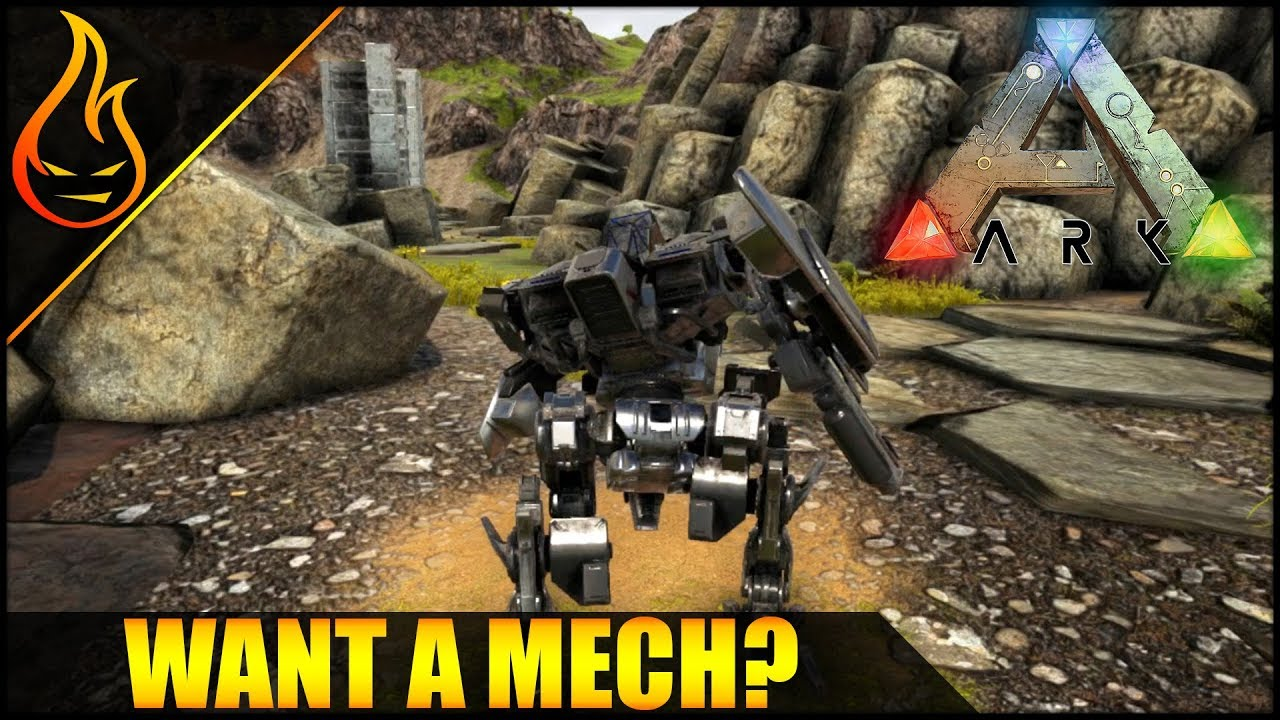 Ark Mods Weekly Featuring Armor Mech and Equivalent Crafting