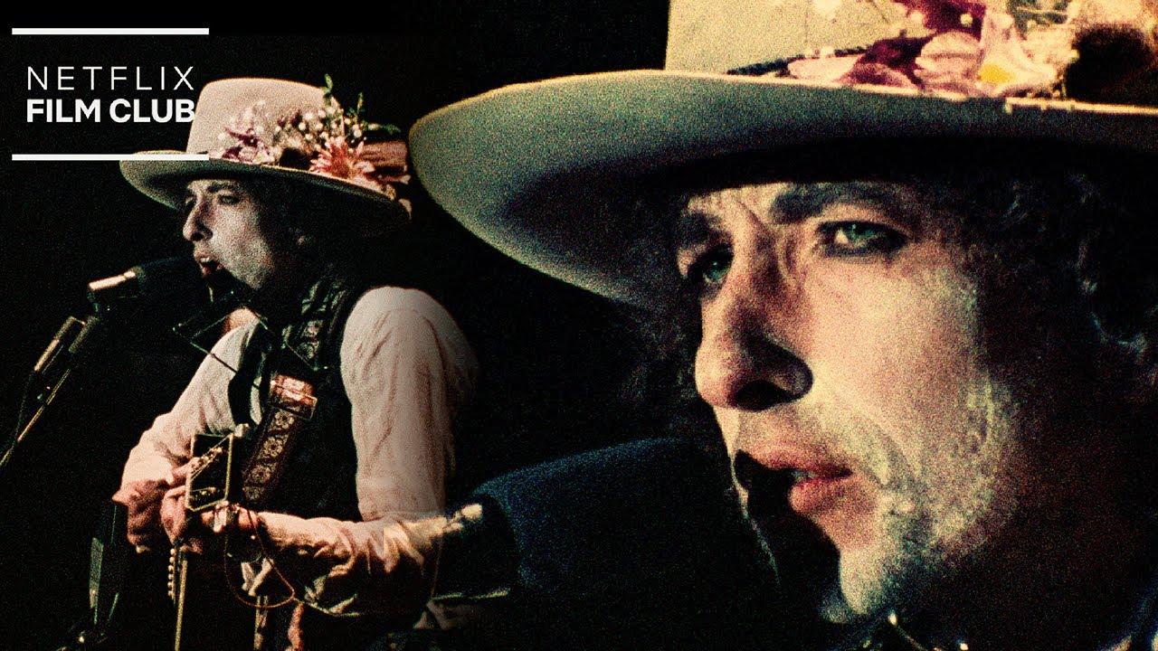 "Download Bob Dylan Sings ""Mr. Tambourine Man"" in Scorsese Film Rolling Thunder Revue | Netflix"