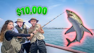 Catch the Biggest Fish, WIN $10,000!