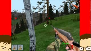 Let's Play Remington Big Buck Trophy Hunt Part 1