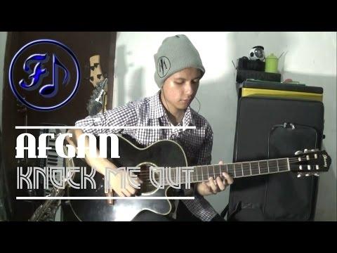 Afgan - Knock Me Out Cover (Funjam Guitar Cover)