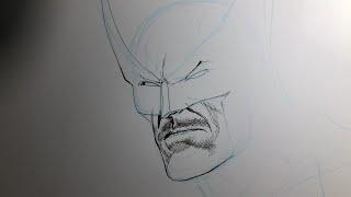 Let's draw the X-Men!  Live.