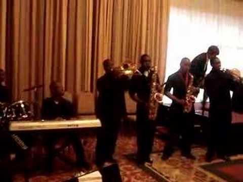 Little ROck Central High School Jazz Combo - Bunny Hop