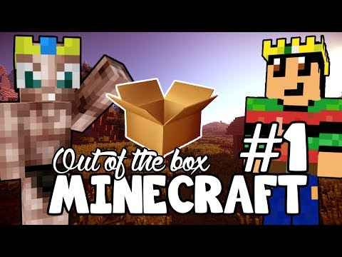 Minecraft Out of The Box met David & Milan - Deel 1/3