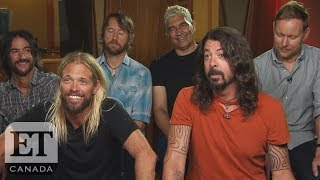 Baixar Foo Fighters Talk 'Concrete + Gold' Celeb Collabs