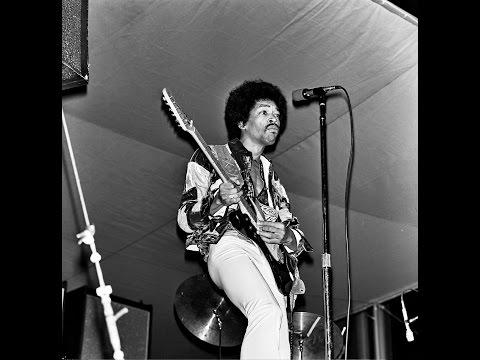 Jimi Hendrix- Storen Scenen, Liseberg Nojespark, Gothenburg, Sweden 9/1/70