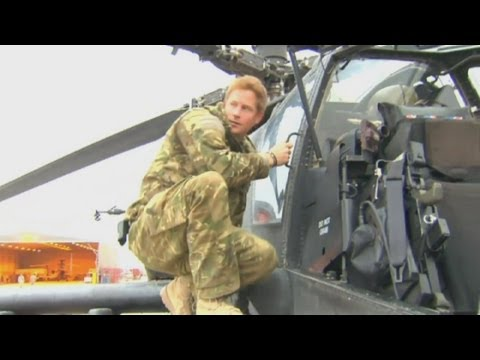 Prince Harry: The Action Hero! Prince Trains For South Pole Walking With The Wounded Expedition
