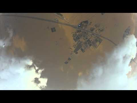 Skydive Dubai Desert Camp Backfly