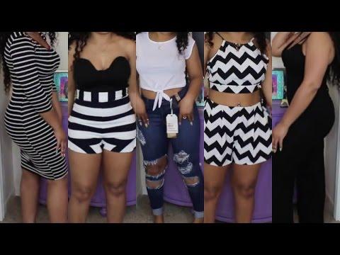 Summer Fashion Haul & Try-On feat. Fashion Nova & More