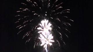 Canada Day Fireworks July 1st, 2011 Lethbridge, AB | Part 3 of 4