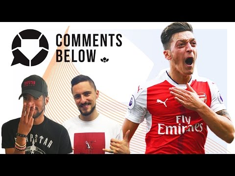 Ozil To Lead Arsenal To Title Challenge | Comments Below