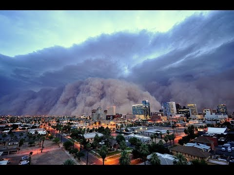 Earthquakes, Hurricanes, Wildfires & More! The Time of Decision Has Arrived