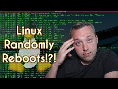 Linux Freeze | New Installation Problems