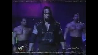 "Undertaker 1999 Era ""Ministry Of Darkness"" Vol. 14"