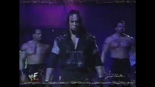 "Undertaker 1999 Era ""Ministry Of Darkness"" Vol. 14"