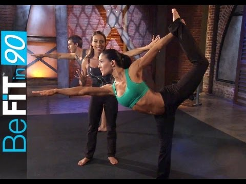 Power Yoga Workout by BeFit in 90