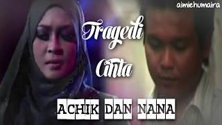 Siti Nordiana Achik Spin Tragedi Cinta