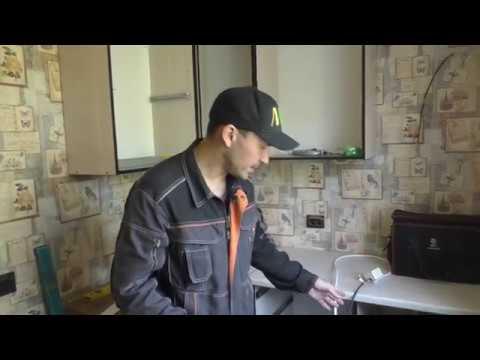 Как подключить варочную поверхность и духовой шкаф в одну розетку видео