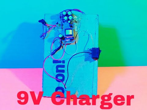 how-to-make-9v-battery-charger-|-charger-|