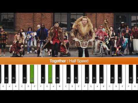 "How To Play ""Thrift Shop"" (Macklemore & Ryan Lewis) on Piano"