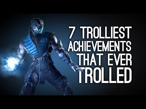 7 Trolliest Xbox Achievements That Ever Trolled