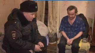 Курские полицейские проверили неблагополучные семьи