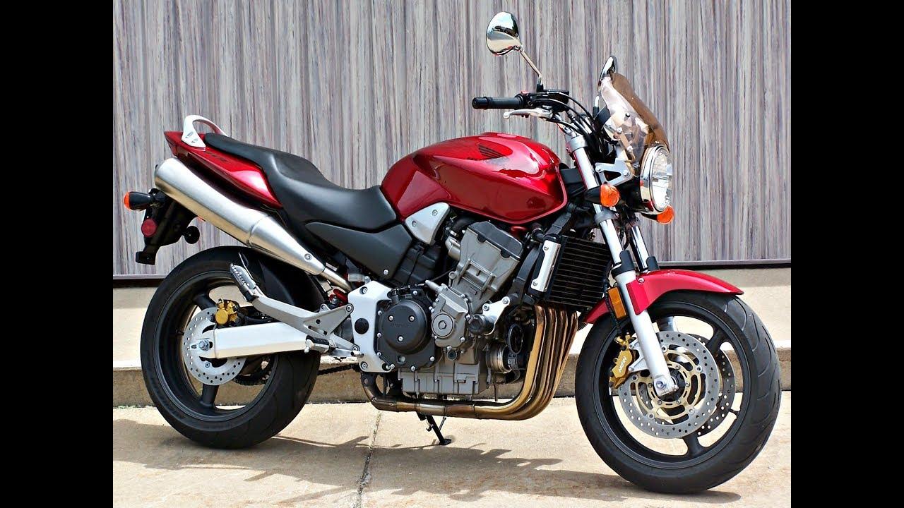 Sold 2007 Honda 919 Cb900f Low Miles Youtube