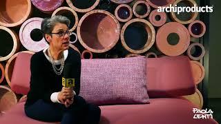 Fuorisalone 2018 | PAOLA LENTI - Paola Lenti presenta i nuovi ambienti