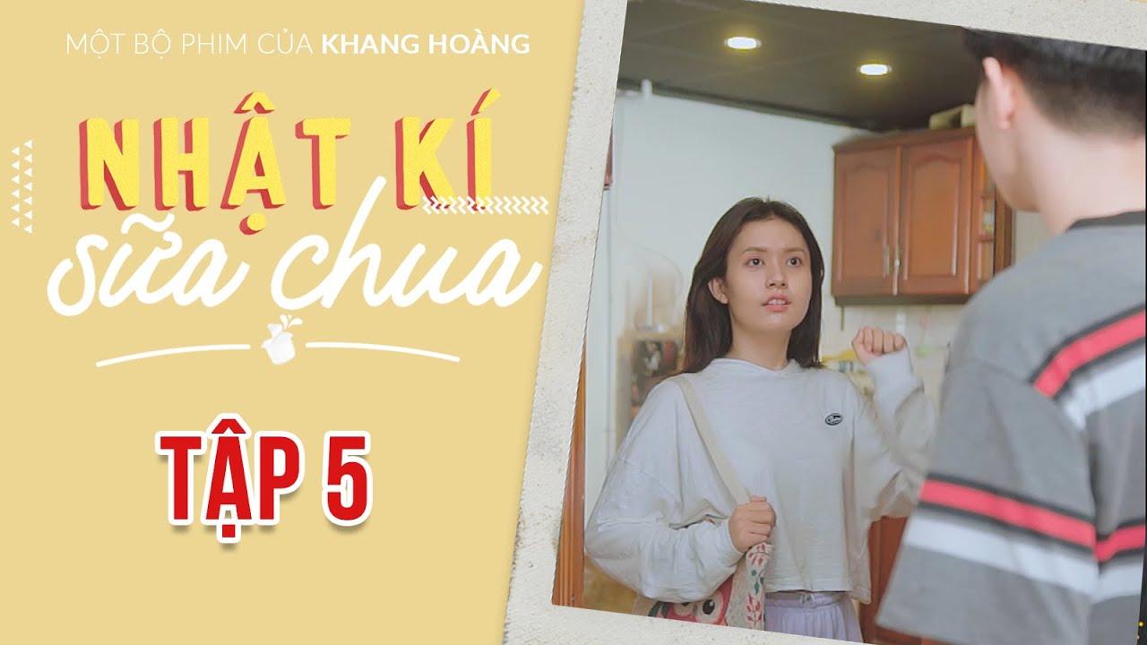 TẬP 5 | Nhật Ký Sữa Chua | Phim tình cảm học đường | Đen TV