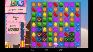 Candy Crush Saga Level 47 Walkthrough