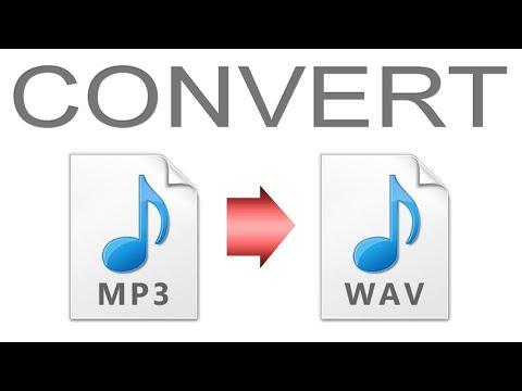 CARA MUDAH DAN CEPAT CONVERT MP3 Ke WAV | VIDEO TUTORIAL