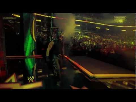My story. WWE Freestyle by Paul Brooks