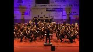 Orchestra di Fiati del Conservatorio Piccinni di Bari - Talos Festival 2014 (parte 1)