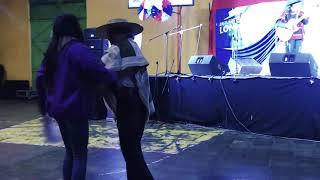 Los Hermanos Campos Jr; Lucho campos bailando cueca, 2do festival Hermanos Campos Longavi sept. 2018