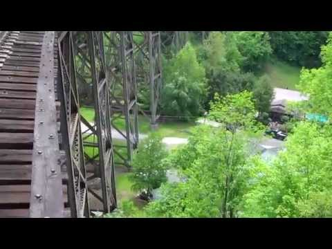 Covel WV trestle
