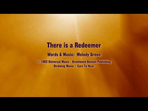 There is a Redeemer instrumental - ML - roncobb1