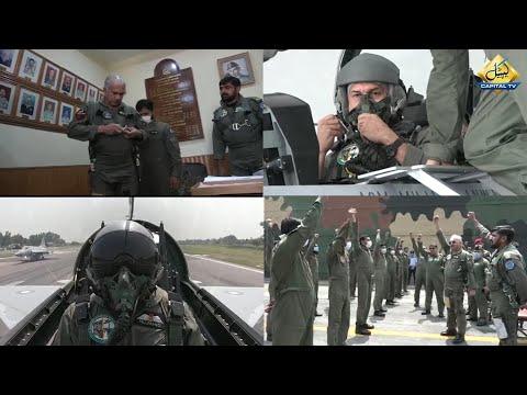 Air Chief checks