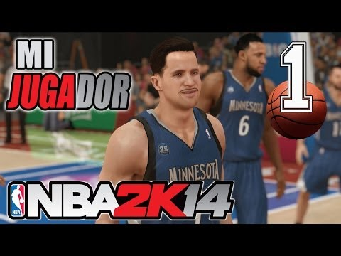 GANÁNDOME EL PAN | NBA 2K14 - Mi Carrera PS4 #1