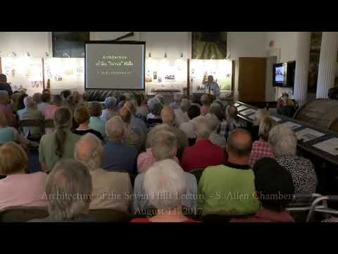 S. Allen Chambers Lecture at the Lynchburg Museum at the Old Courthouse