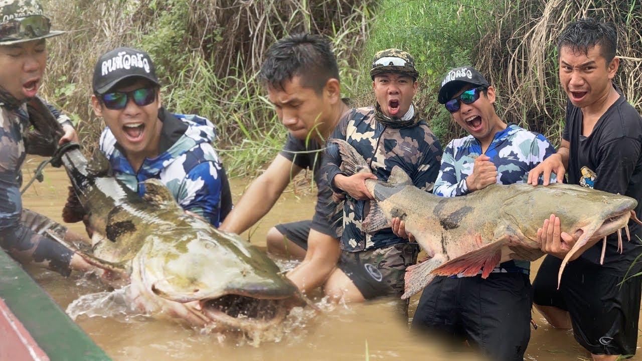 ล่าปลาปีศาจ แห่งแม่น้ำเมย!!!! [หัวครัวทัวร์ริ่ง] EP.107