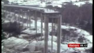Västnytt  - 30 år sedan Tjörnbronkatastrofen