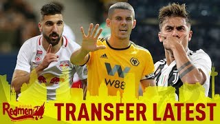 Striker Rumours, Coady Targeted, Dybala Fears Liverpool | LFC NEWS REACTION